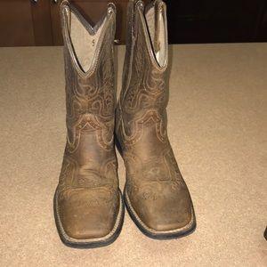 Artist 4LR Mid Calf Boots